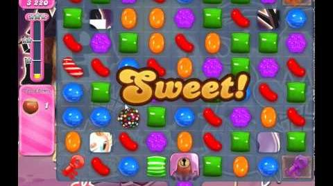 Candy Crush Saga Level 711