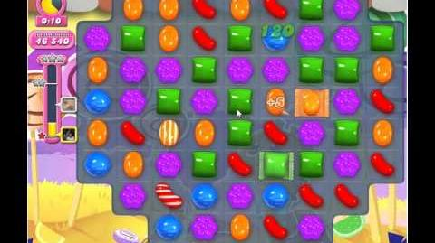 Candy Crush 297 - 3 stars - no boosters