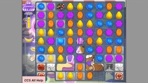 Candy Crush DREAMWORLD Level 305 basic strategy