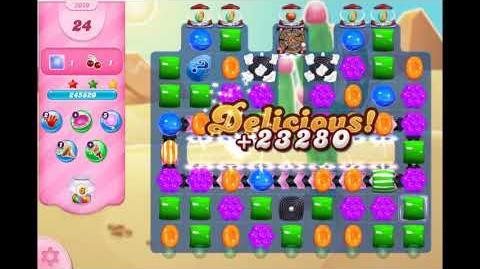 Candy Crush Saga - Level 3030 ☆☆☆