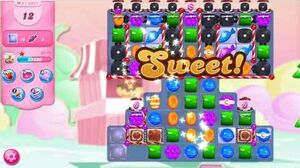 Candy Crush Saga - Level 4371 - No boosters ☆☆☆