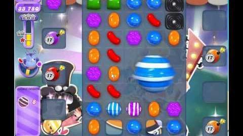 Candy Crush Saga Dreamworld Level 407-1