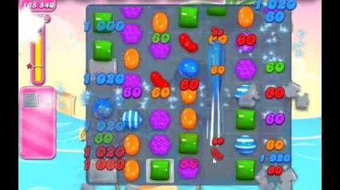 Candy Crush Saga Level 2110 - NO BOOSTERS