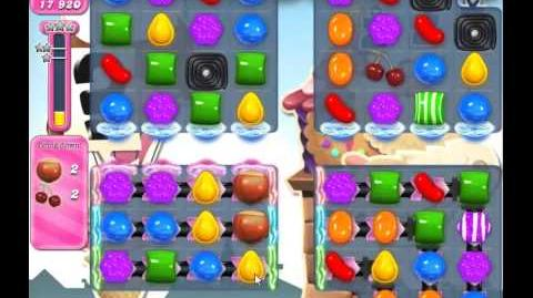 Candy Crush Saga Level 707
