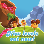 New levels released 73
