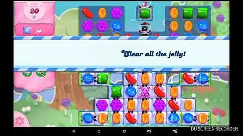 CANDY CRUSH LEVEL 2664 - TIPS THROUGHOUT VIDEO
