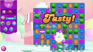 Candy Crush Saga - Level 4374 - No boosters ☆☆☆ HARD