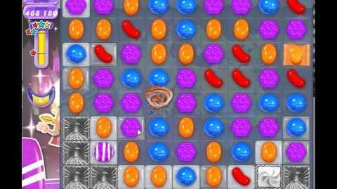Candy Crush Saga Dreamworld Level 411 No Boosters