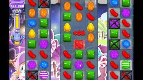 Candy Crush Saga Dreamworld Level 462(No boosters)