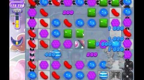 Candy Crush Saga Dreamworld Level 561 (No booster, 3 Stars)