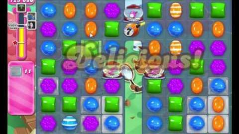 Candy Crush Saga LEVEL 2062 NO BOOSTERS (24 moves, 4 colors)