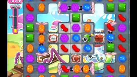 Candy Crush Saga Level 1081
