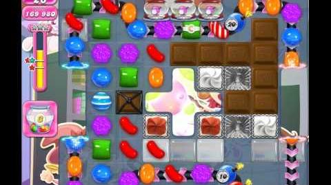 Candy Crush Saga Level 1090 (No booster, 3 Stars)