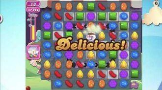 Candy Crush Saga Level 1341 No Booster-0