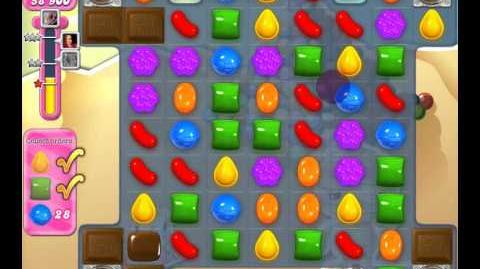 Candy Crush Saga Level 165 ✰✰ No Boosters 98 080 pts