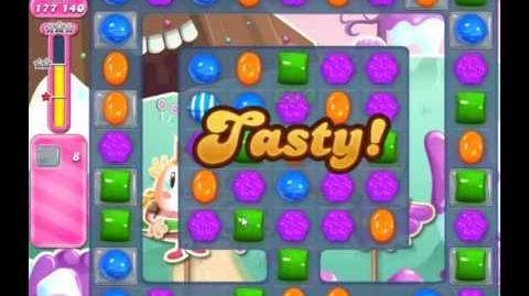 Candy Crush Saga Level 2036 - NO BOOSTERS