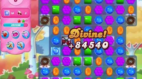 Candy Crush Saga Level 3145 NO BOOSTERS (fifth version)