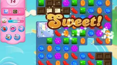 Candy Crush Saga Level 4037 NO BOOSTERS