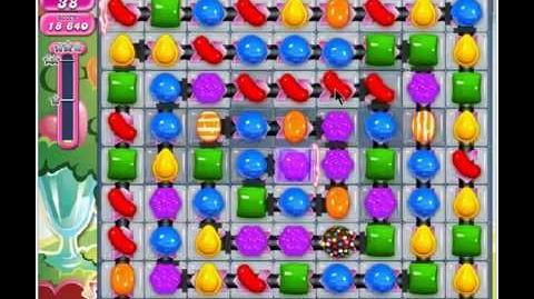 Candy Crush Saga Level 590 3 Stars