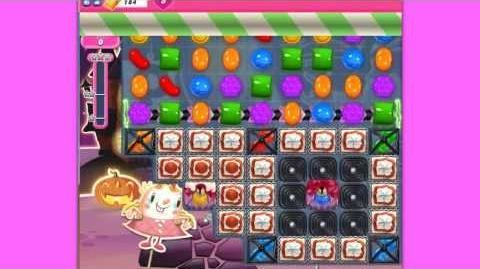 Candy Crush Saga level 713 NEW