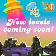 New levels announcement 74