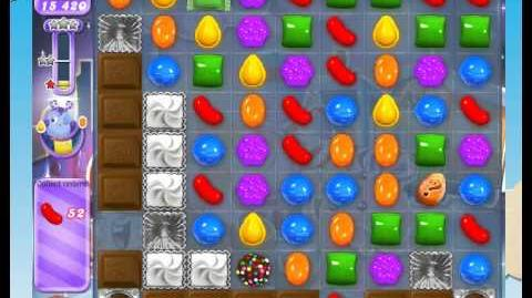 Candy Crush Saga - DreamWorld level 448 (No Boosters)