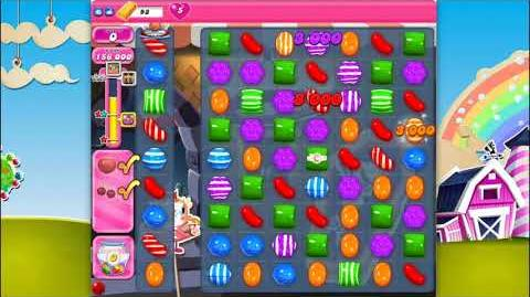 Candy Crush Saga - Level 221 - No boosters