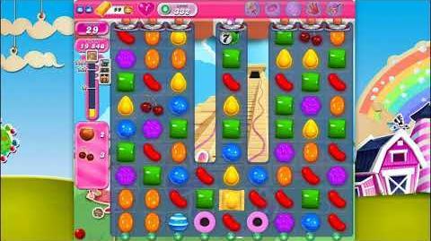 Candy Crush Saga - Level 332 - No boosters ☆☆☆