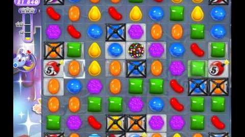 Candy Crush Saga Dreamworld Level 446 (Traumwelt)