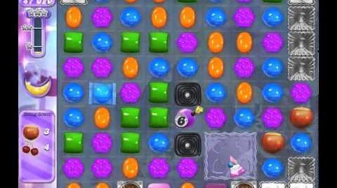 Candy Crush Saga Dreamworld Level 500 (Traumwelt)