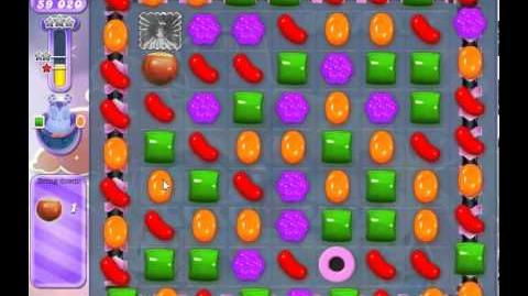 Candy Crush Saga Dreamworld Level 570 (Traumwelt)