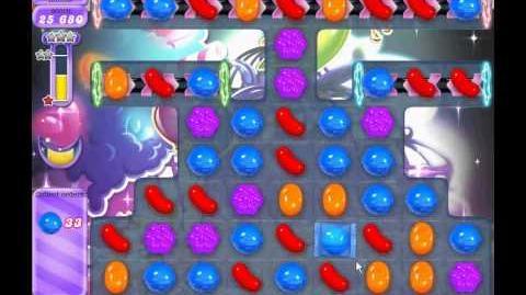 Candy Crush Saga Dreamworld Level 583 (3 star, No boosters)