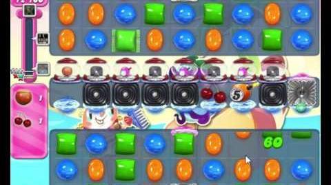 Candy Crush Saga LEVEL 2115 NO BOOSTERS