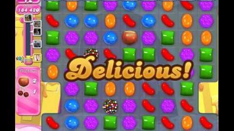Candy Crush Saga Level 1001 (nerfed, 3 Stars)