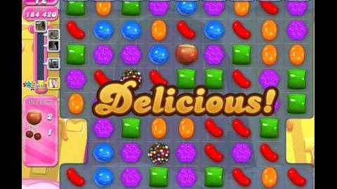 Candy Crush Saga Level 1001 (nerfed, 3 Stars)