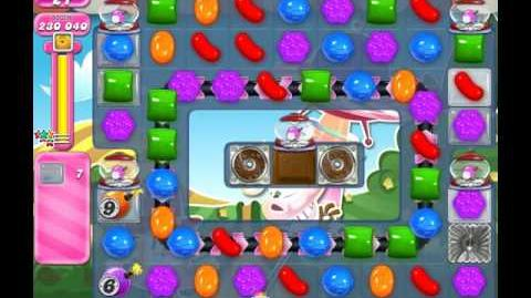 Candy Crush Saga Level 2011 ( New with 10 Moves Candy Bombs ) No Boosters 3 Stars