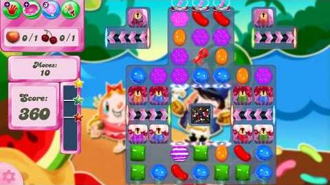 Candy Crush Saga Level 2515