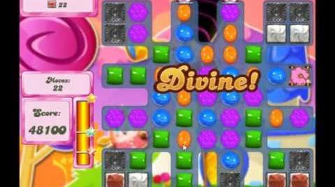 Candy Crush Saga Level 2549 - NO BOOSTERS
