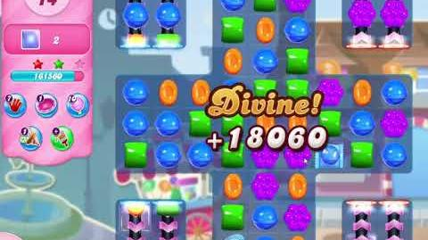 Candy Crush Saga Level 2936 NO BOOSTERS (third version)