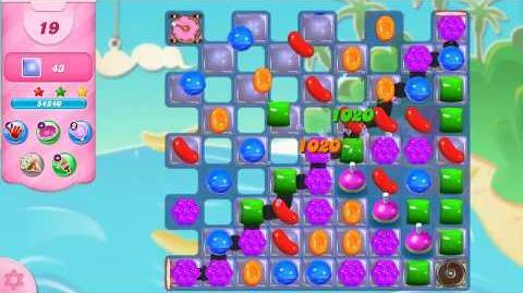 Candy Crush Saga Level 3089 NO BOOSTERS