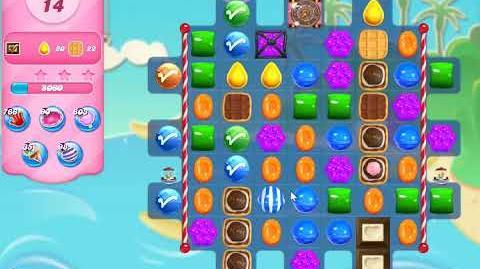 Candy Crush Saga Level 4031 NO BOOSTERS