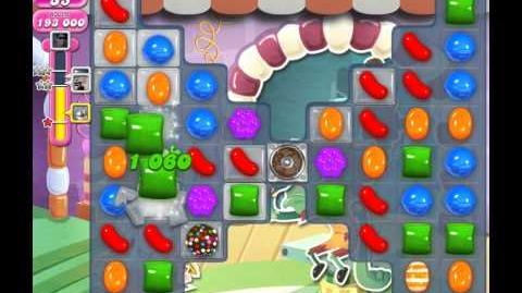 Candy Crush Saga Level 758 (No booster, 3 Stars)