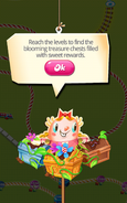 Treasure Ahead Mobile Spring Hint