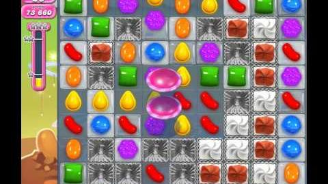 Candy Crush Saga - The UFO-0