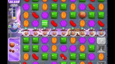 Candy Crush Saga Dreamworld Level 297 (Traumwelt)