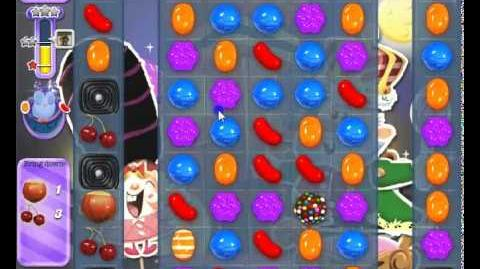 Candy Crush Saga Dreamworld Level 383-4
