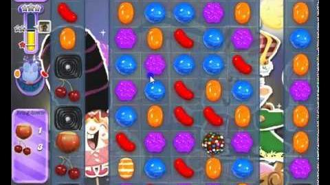 Candy Crush Saga Dreamworld Level 383-4