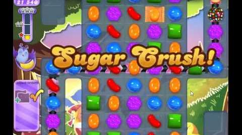 Candy Crush Saga Dreamworld Level 656 (Traumwelt)
