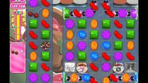 Candy Crush Saga Level 1049 (No booster, 3 Stars)