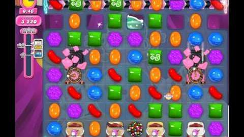Candy Crush Saga Level 1995 ( New with 200,000 Points ) No Boosters 1 Star